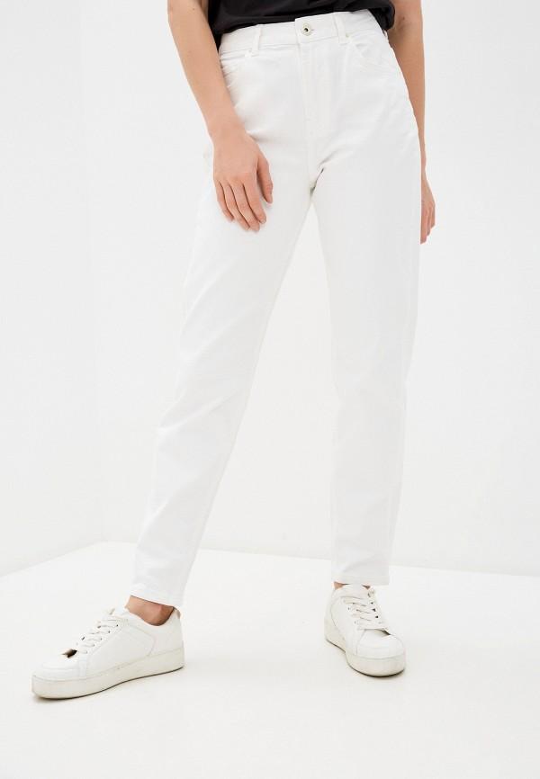 женские джинсы pieces, белые