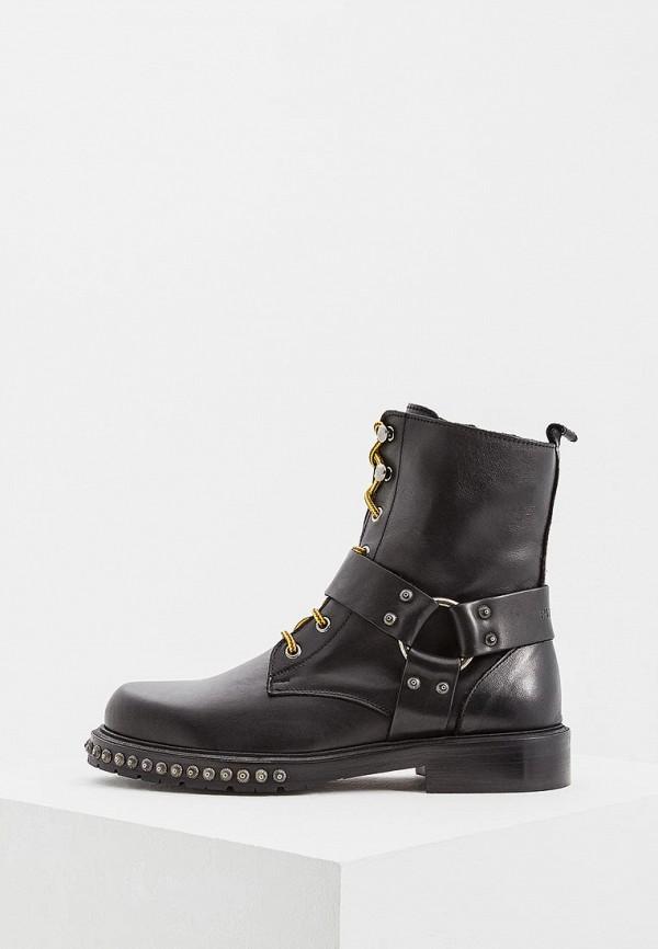 где купить Ботинки Pinko Pinko PI754AWBWOG6 по лучшей цене