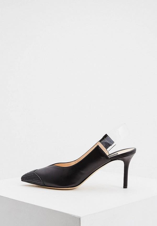 женские туфли pinko, черные
