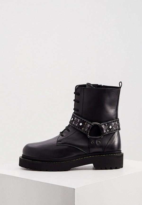 женские ботинки pinko, черные