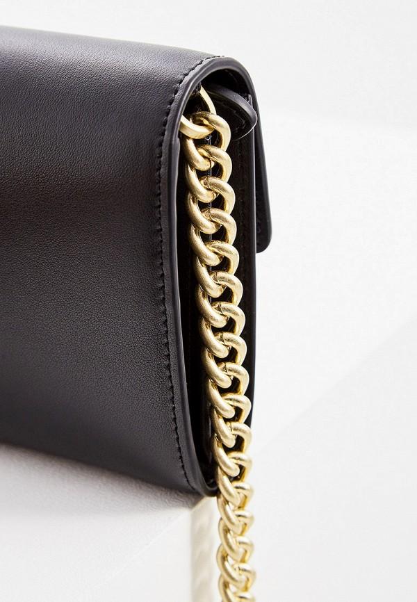 Фото 4 - женскую сумку Pinko черного цвета