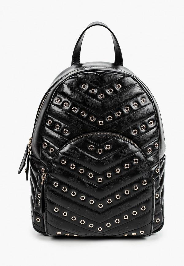женский рюкзак pinko, черный