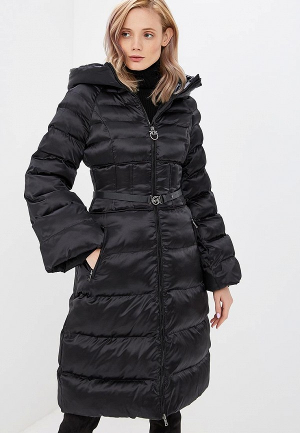 Куртка утепленная Pinko Pinko PI754EWBWUX8 туника pinko 1b122j 6079 z99