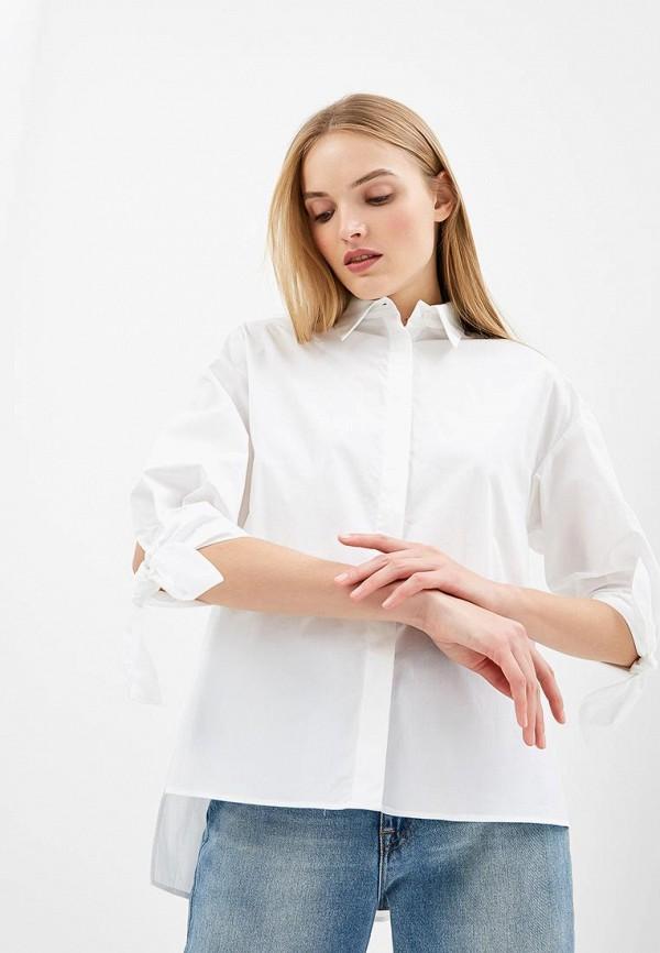 женская рубашка pinko, белая