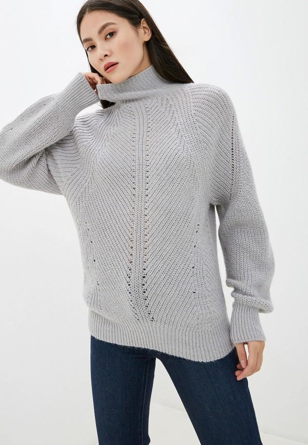 женский свитер pinko, серый