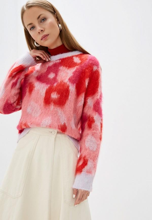 женский джемпер pinko, разноцветный