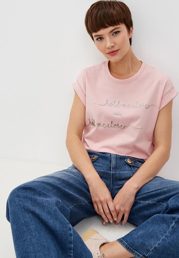 Футболка Pinko Pinko PI754EWFTYU8 футболка pinko pinko pi754ewftys3