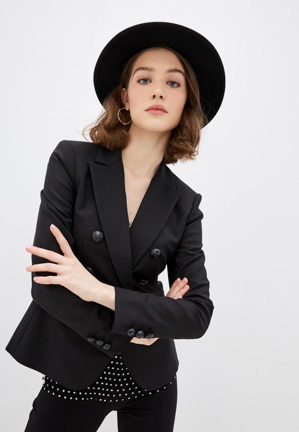 женский пиджак pinko, черный
