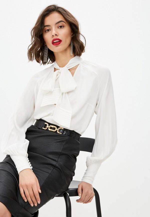 женская блузка pinko, белая