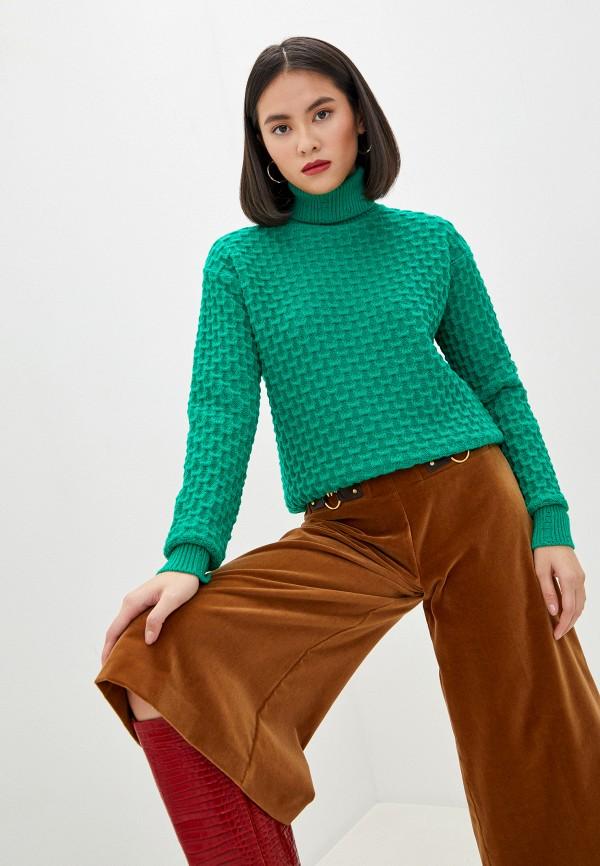 женский свитер pinko, зеленый