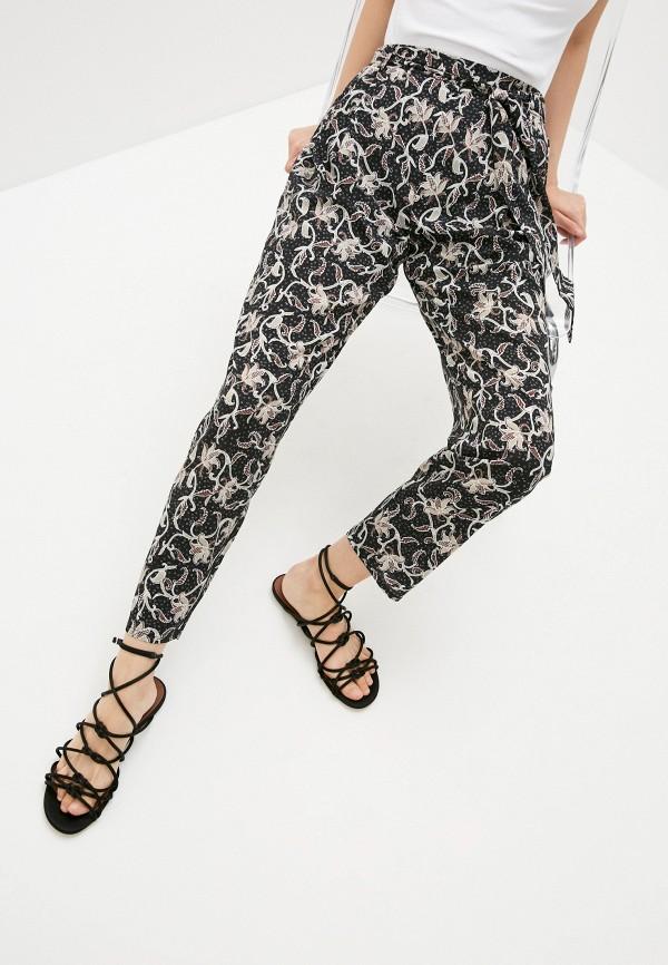 женские повседневные брюки pinko, черные