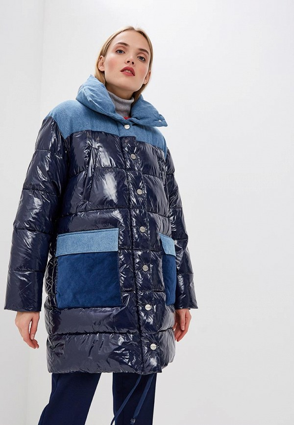 Фото - Куртка утепленная P Jean P Jean PJ001EWCBRK6 jean paul gaultier le male