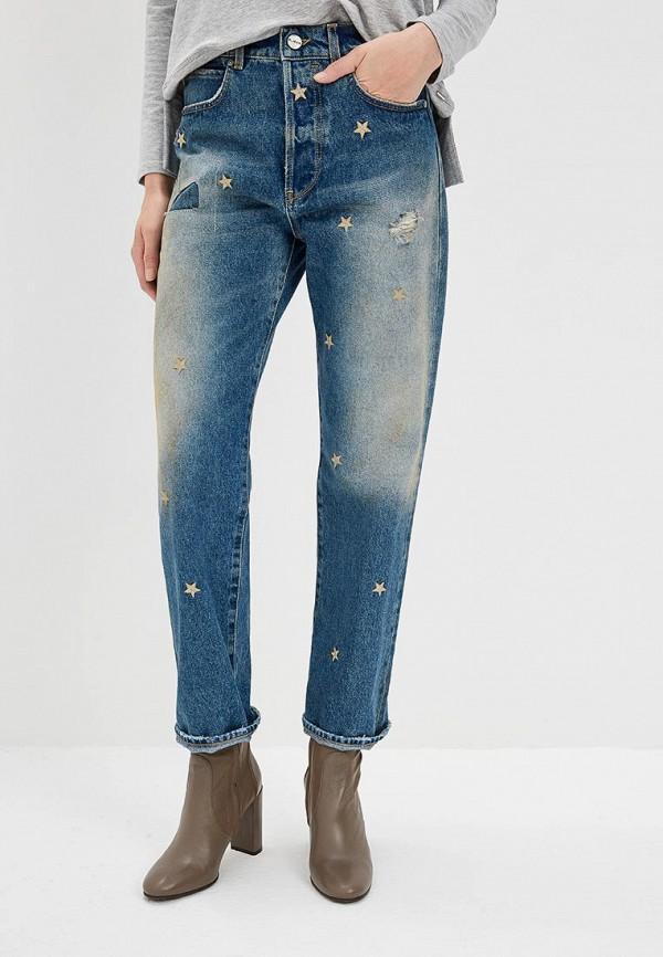 женские джинсы p jean, синие
