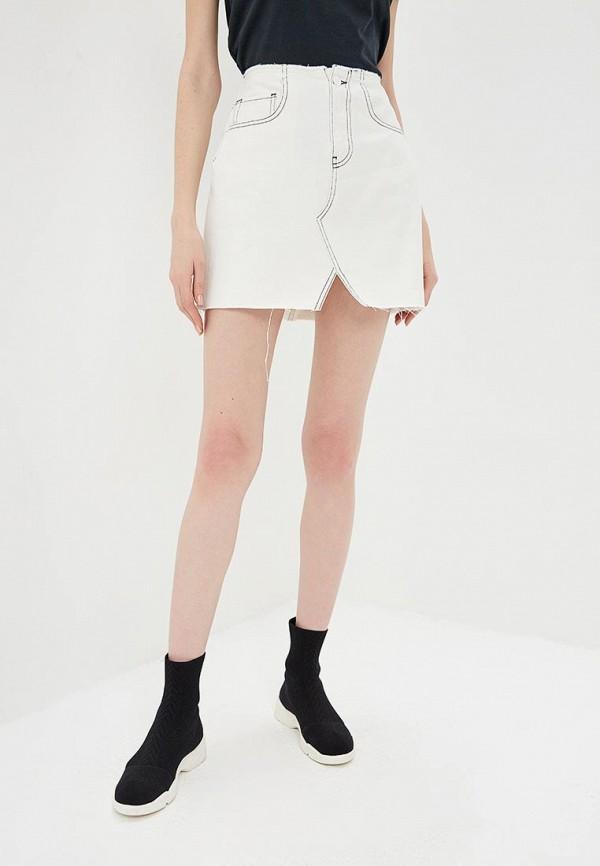 Джинсовые юбки P Jean