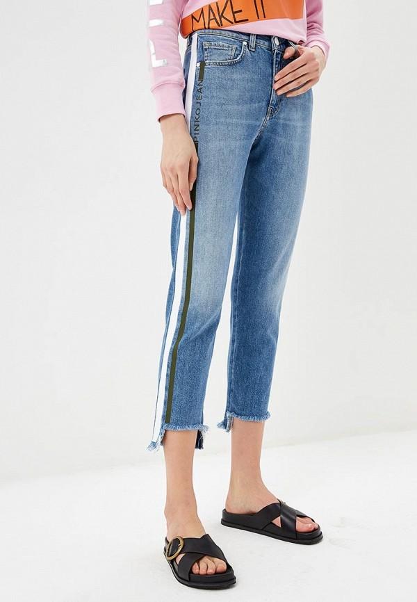 Узкие джинсы P Jean