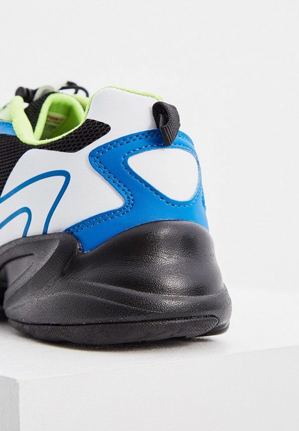 Фото 5 - мужские кроссовки Plein Sport черного цвета