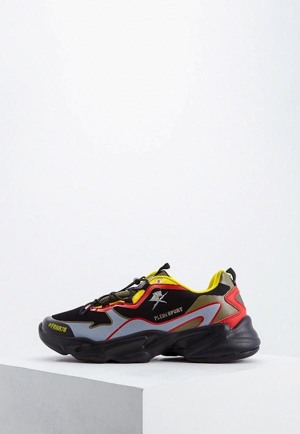 мужские кроссовки plein sport, разноцветные