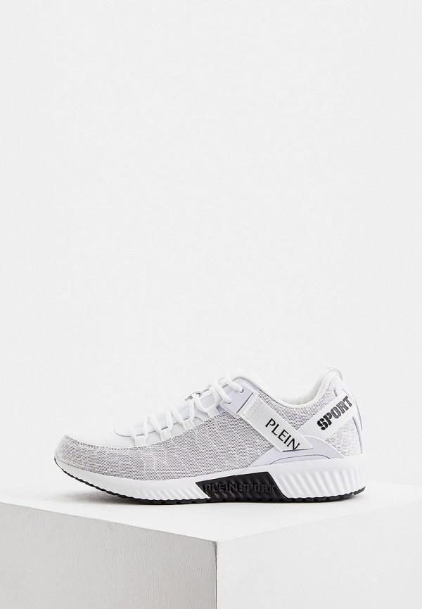 мужские кроссовки plein sport, белые