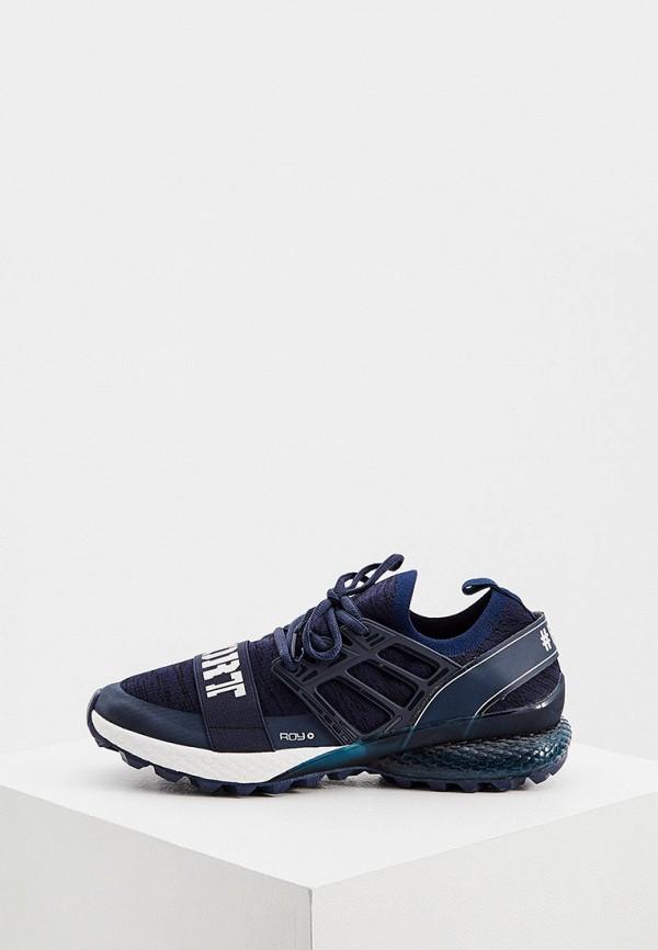 мужские кроссовки plein sport, синие