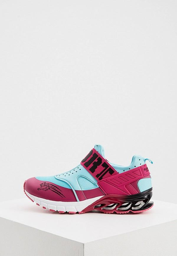 женские кроссовки plein sport, разноцветные