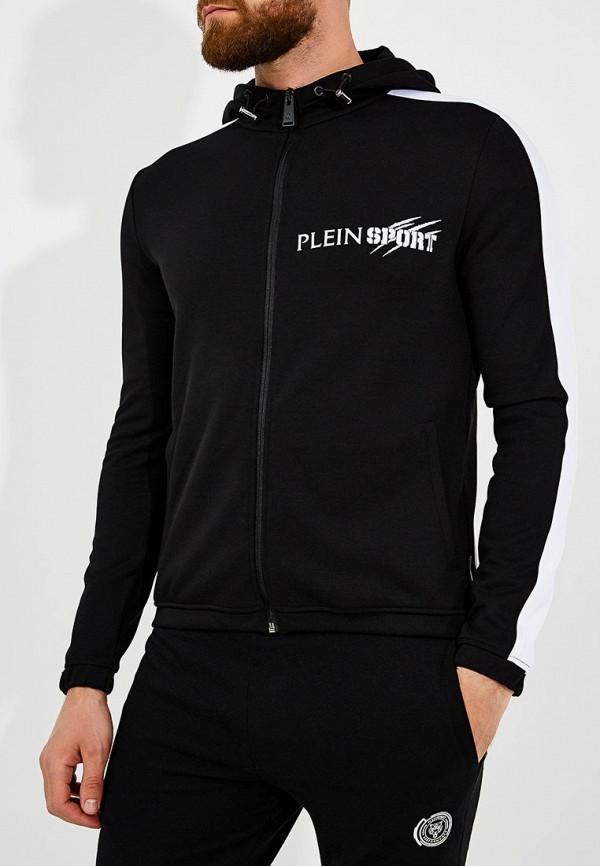 Толстовка Plein Sport Plein Sport PL007EMBUXG2