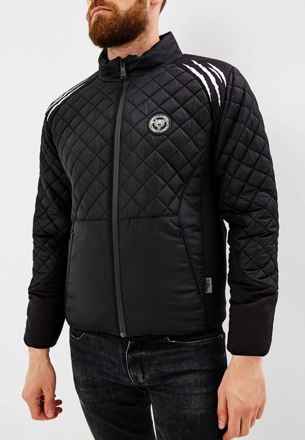 Куртка утепленная Plein Sport Plein Sport PL007EMBUXH5 куртка antony morato mmlc00038 fa200013 9000