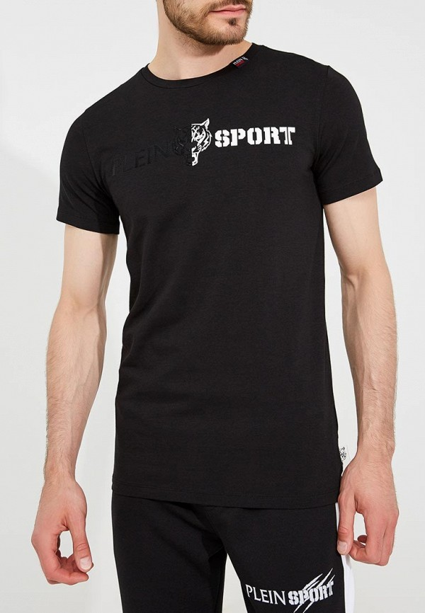 Футболка Plein Sport Plein Sport PL007EMBUXH7 спот maytoni chance black eco007 02 w