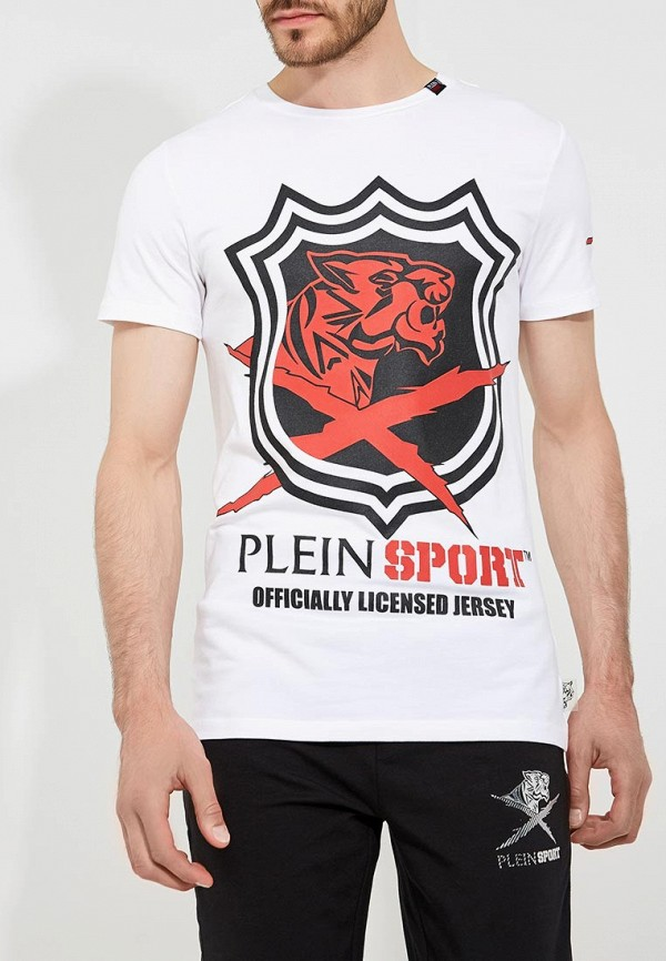 Футболка Plein Sport Plein Sport PL007EMBUXI4