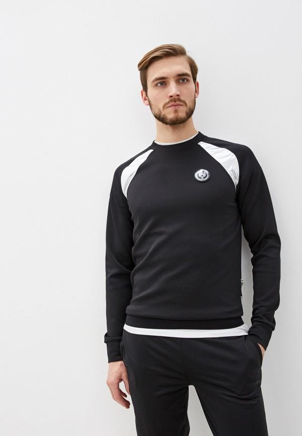 мужской свитшот plein sport, черный