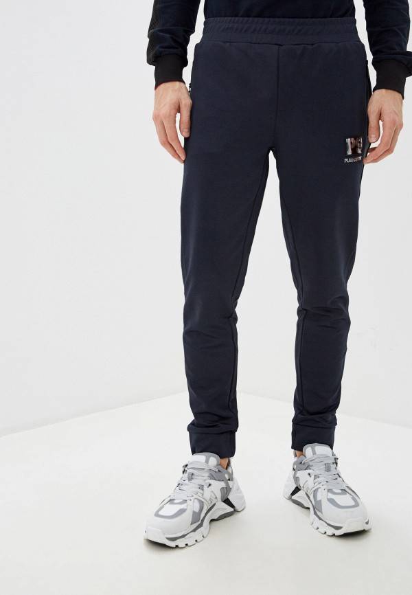 мужские спортивные брюки plein sport, синие