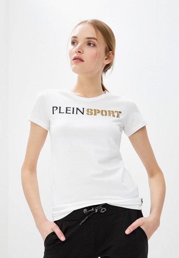 Футболка Plein Sport Plein Sport PL007EWEPFH6 поло plein sport plein sport pl007empwv96