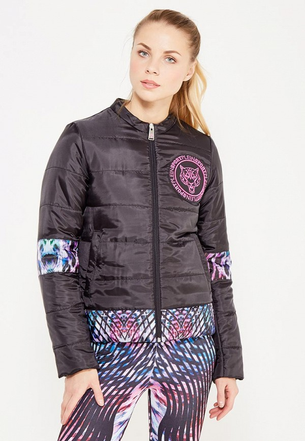 Купить Куртка утепленная Plein Sport, PL007EWTTS31, черный, Осень-зима 2017/2018