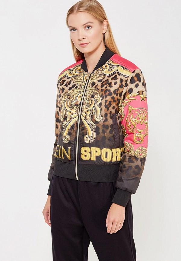 Куртка утепленная Plein Sport Plein Sport PL007EWTUJ27 vfiles sport plus куртка