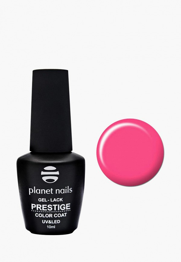 Гель-лак для ногтей Planet Nails Planet Nails PL009LWANHE3 лак perfect nails 038 12мл holy rose 78038 розовый