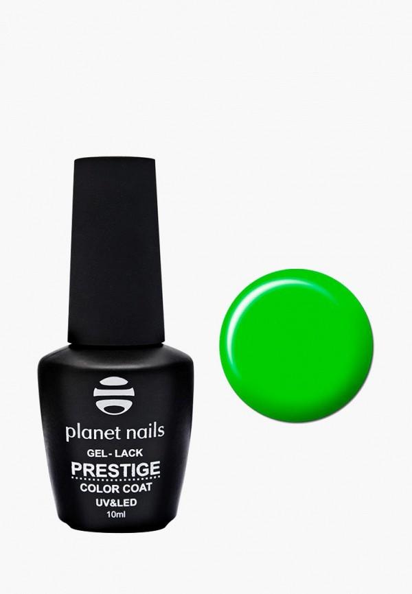 Купить Гель-лак для ногтей Planet Nails, Planet Nails, PRESTIGE - 534, 10 мл кислотный зеленый, PL009LWANHF0, Осень-зима 2018/2019