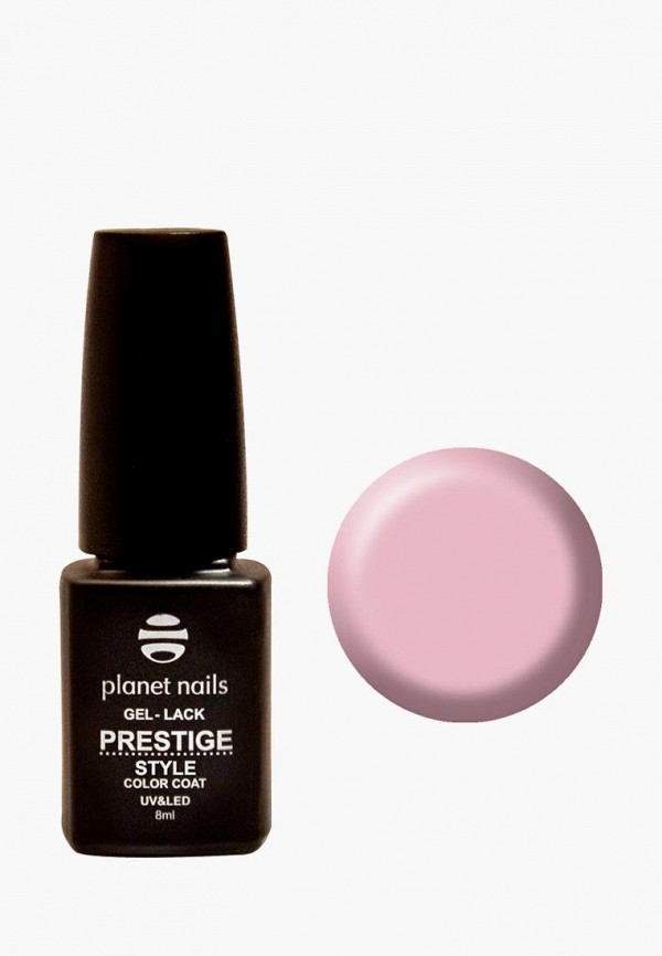 Гель-лак для ногтей Planet Nails Planet Nails PL009LWANHK9 лак perfect nails 038 12мл holy rose 78038 розовый