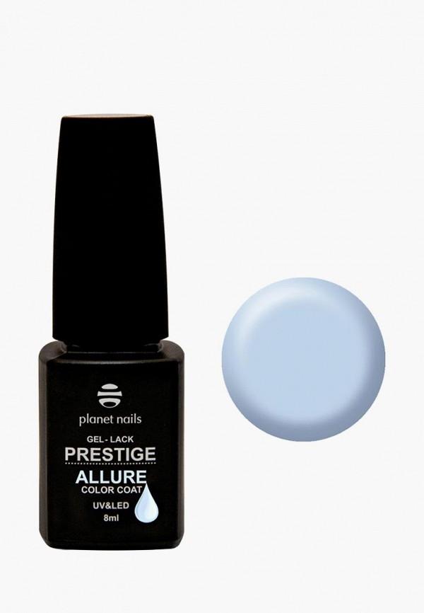 лак для ногтей planet nails, голубой