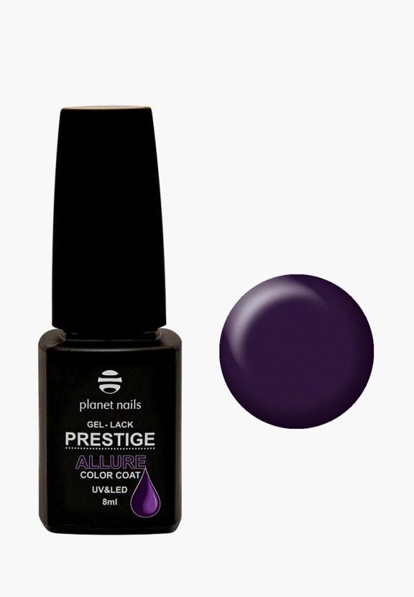 женский лак для ногтей planet nails, фиолетовый