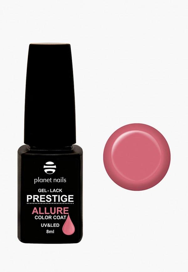 Купить Гель-лак для ногтей Planet Nails, PRESTIGE ALLURE - 675, 8 мл, PL009LWCMAQ9, розовый, Осень-зима 2018/2019