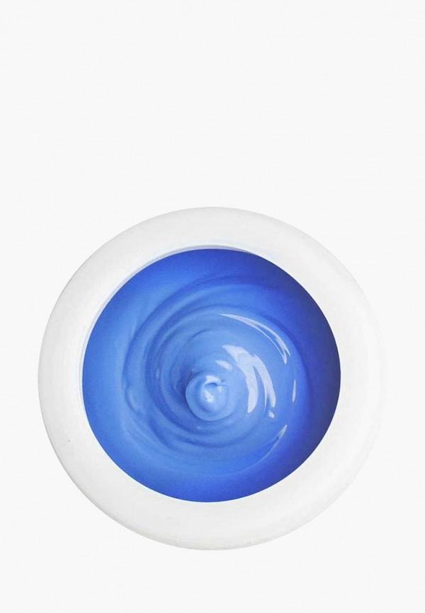 лак для ногтей planet nails, синий