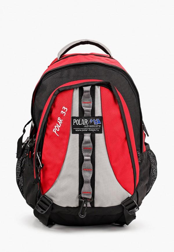 рюкзак polar для мальчика, разноцветный