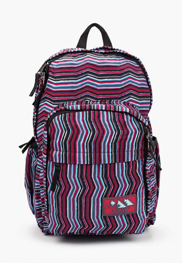 рюкзак polar для девочки, разноцветный