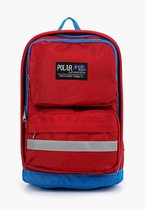 рюкзак polar малыши, красный