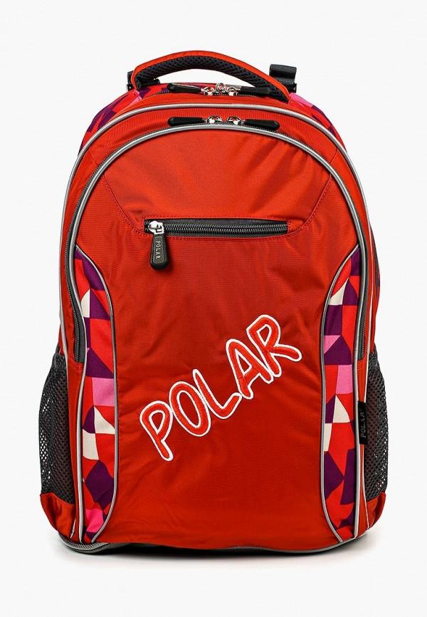Рюкзак Polar Polar PO001BKJOB58 пульсометр polar ft1 90053222