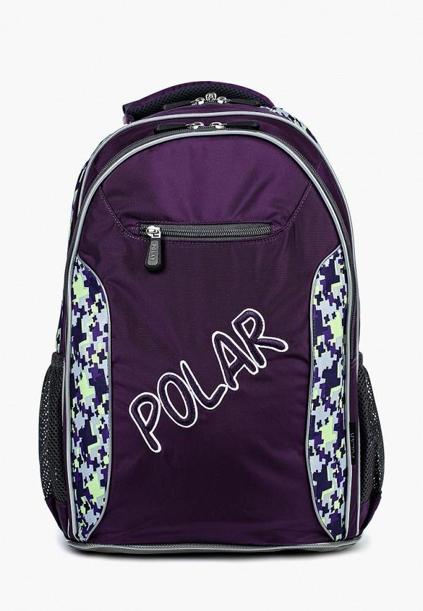 Рюкзак Polar Polar PO001BKJOB61 рюкзак городской polar цвет фиолетовый 27 5 л п1611 17