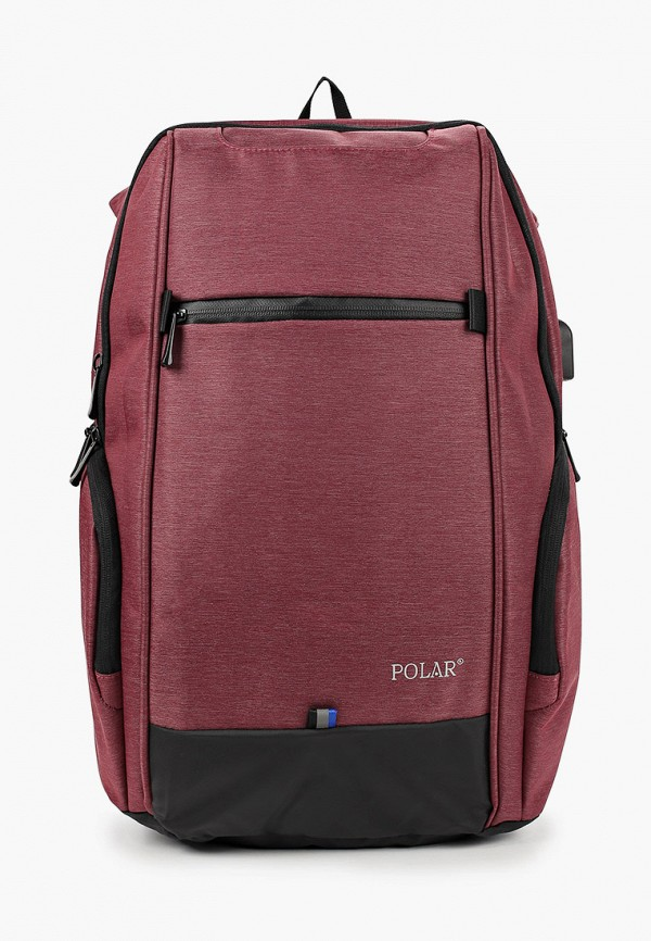 Рюкзак детский Polar П0276-01 Dark Red Фото 2