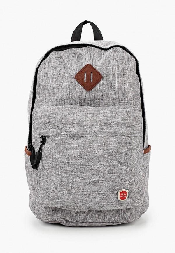 рюкзак polar малыши, серый