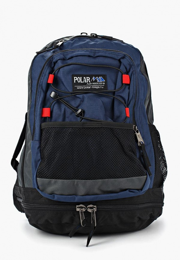 Рюкзак Polar Polar PO001BMAZL87 polar oh1 grey