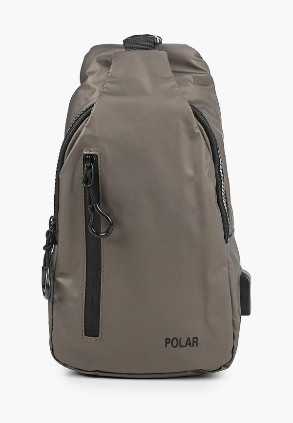 мужской рюкзак polar, хаки