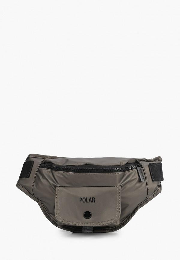 мужская сумка polar, хаки